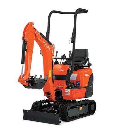 micro-excavator