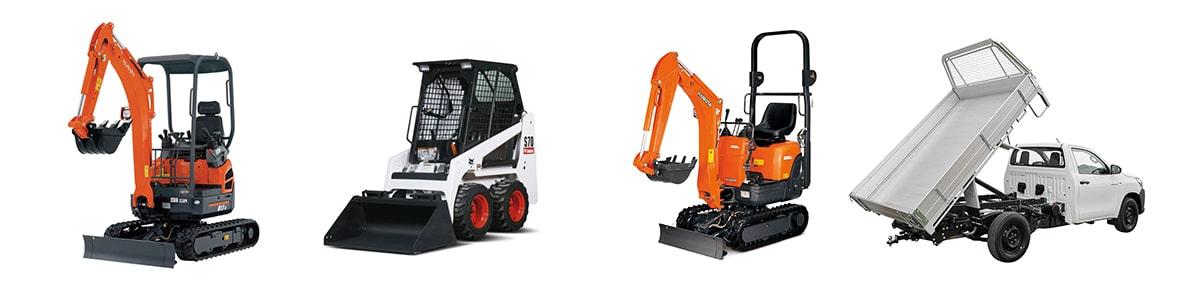 Equipment-Hire-Digger-4-a-Day-Bobcat