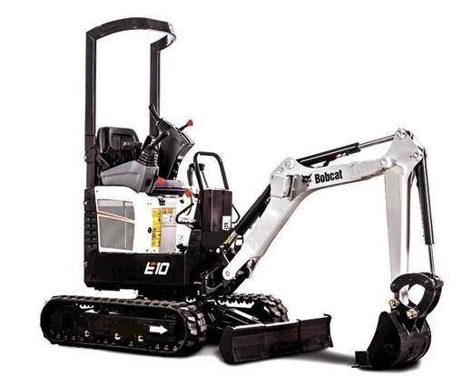 micro excavator hire