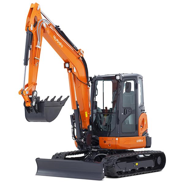 5 tonne excavator hire